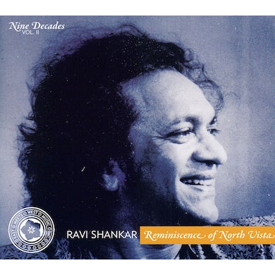 Ravi Shankar NINE DECADES 2 CD