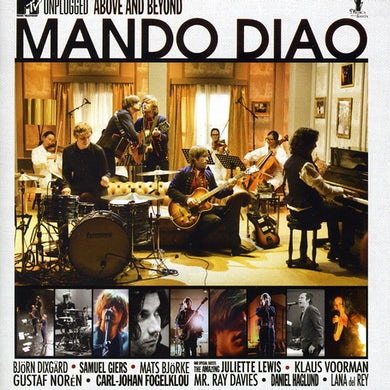 Mando Diao MTV UNPLUGGED ABOVE & BEYOND: BEST OF CD