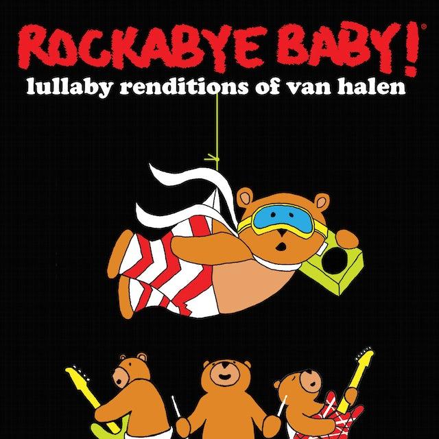 Rockabye Baby LULLABY RENDITIONS OF VAN HALEN CD