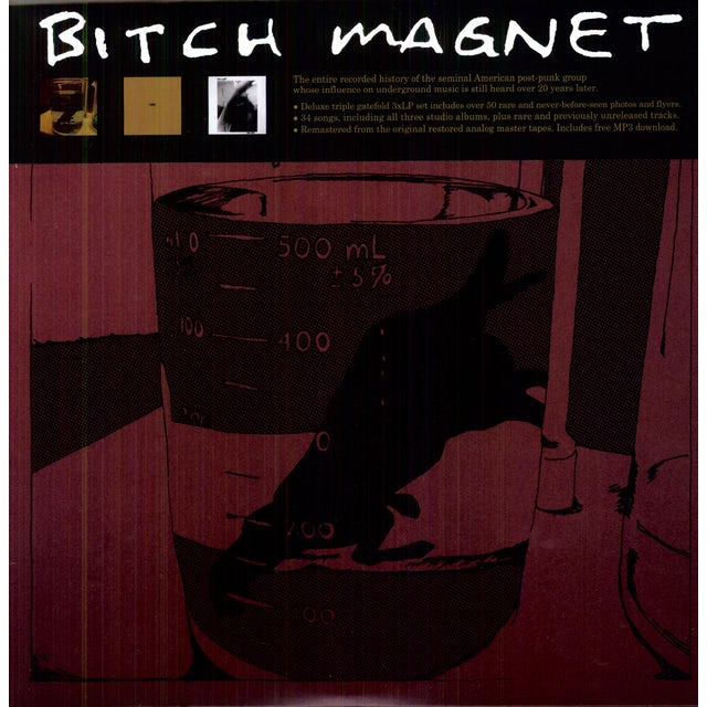 Bitch Magnet Vinyl Record