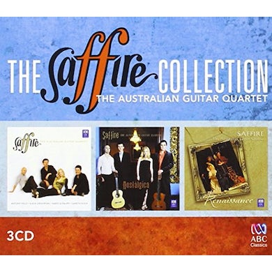 Saffire COLLECTION CD