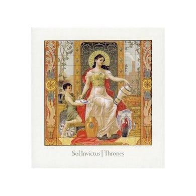 Sol Invictus THRONES CD