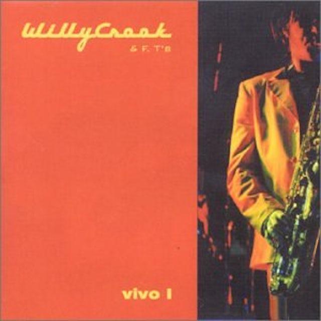 Willy Crook EN VIVO 1 CD