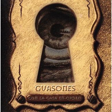 Guasones CON LA CASA EN ORDEN CD