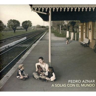 Pedro Aznar SOLAS CON EL MUNDO CD