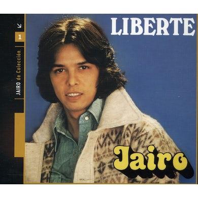 Jairo LIBERTE CD