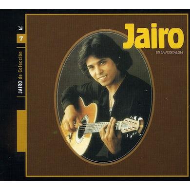 Jairo ES LA NOSTALGIA CD
