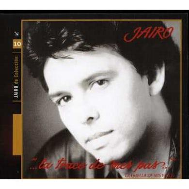 Jairo TRACE DE MES PAS 1986 CD