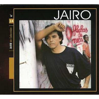 Jairo FLECHAS DE NEON 1991 CD