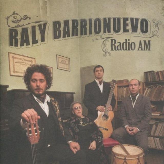 Raly Barrionuevo RADIO AM CD