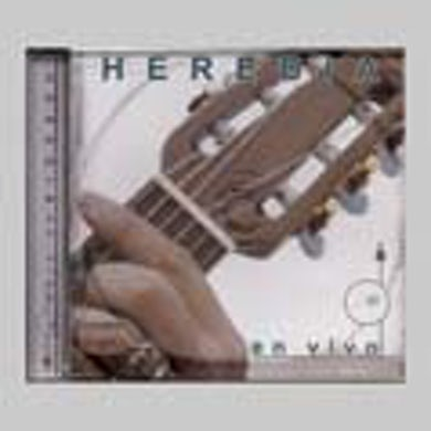 Victor Heredia HEREDIA EN VIVO 2 CD