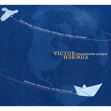 Victor Heredia TIERNAMENTE AMIGOS CD