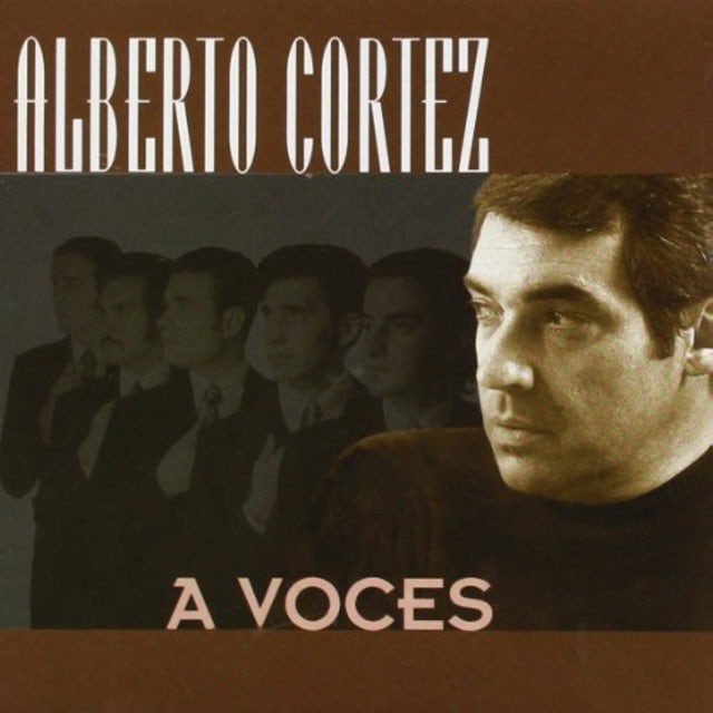 Alberto Cortez VOCES CD