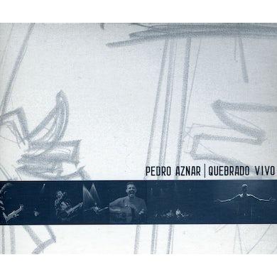 Pedro Aznar QUEBRADO VIVO CD