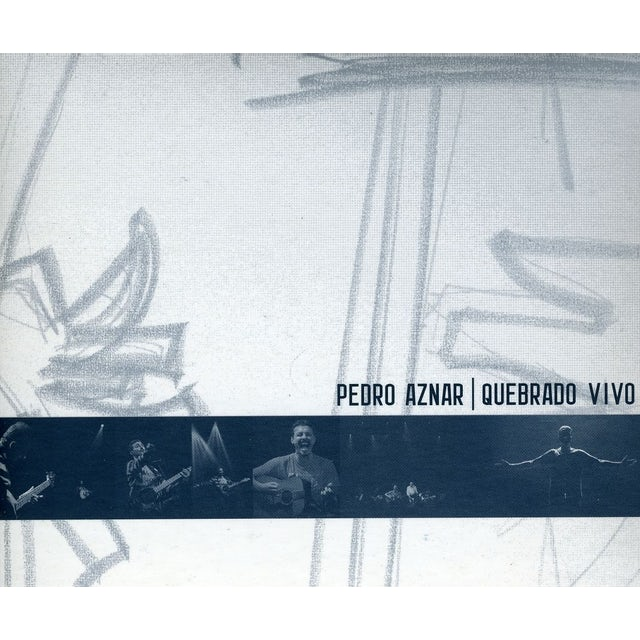Pedro Aznar QUEBRADO VIVO CD