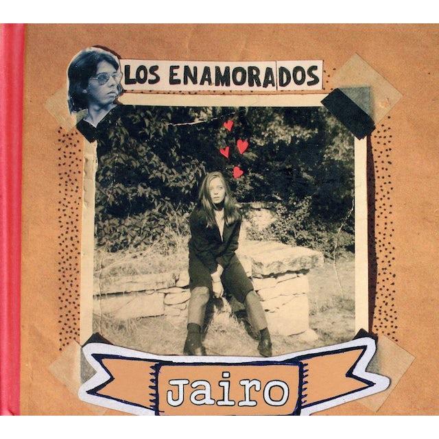 Jairo LOS ENAMORADOS CD