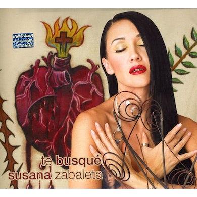 Susana Zabaleta TE BUSQUE CD
