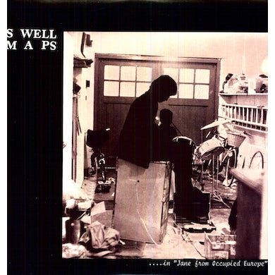 Swell Maps JANE FROM OCCUPIED EUROPE Vinyl Record