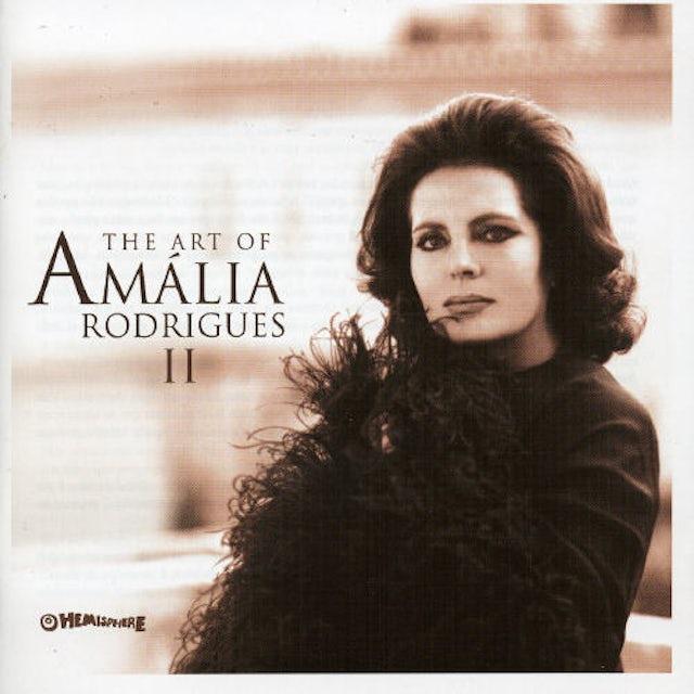 Amalia Rodrigues ART OF AMALIA II CD