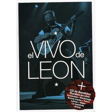 Leon Gieco VIVO DE LEON CD