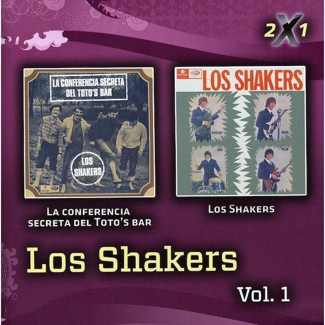 Shakers 2 X 1 CD