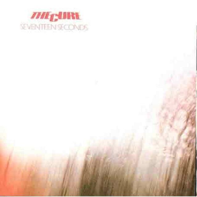 The Cure SEVENTEEN SECONDS Vinyl Record