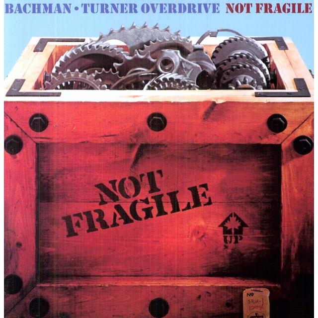 Bto ( Bachman-Turner Overdrive ) NOT FRAGILE Vinyl Record
