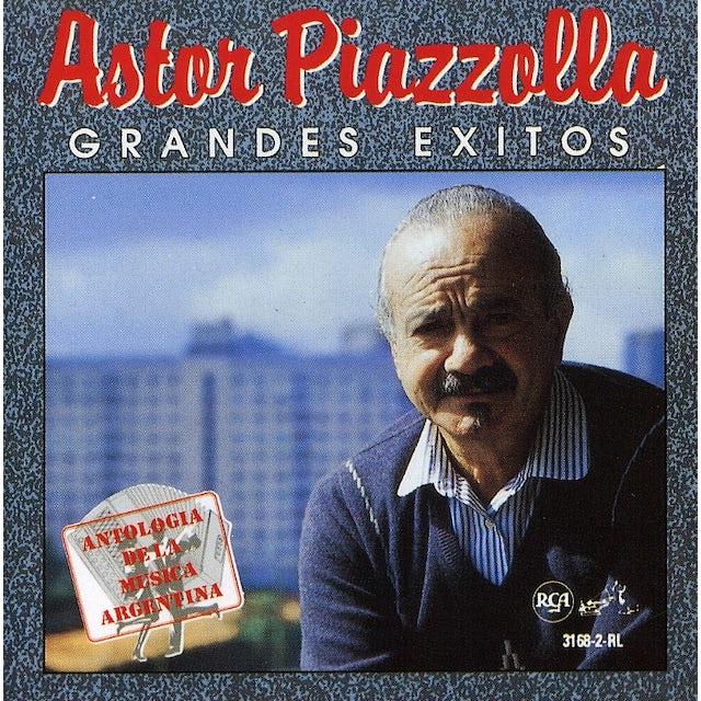 Astor Piazzolla GRANDES EXITOS CD
