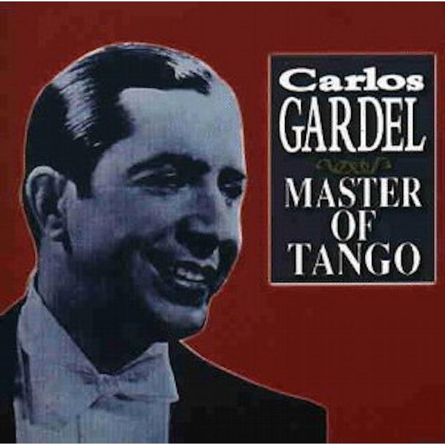 Carlos Gardel MASTER OF TANGO CD