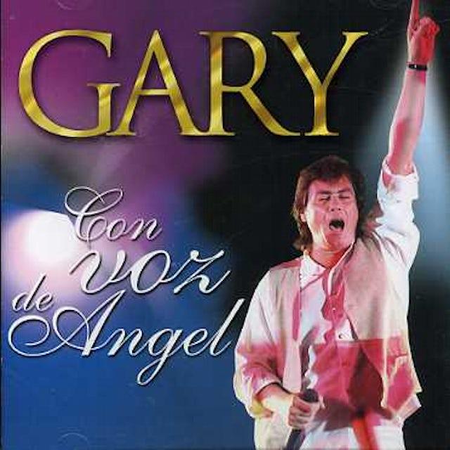 Gary CON VOZ DE ANGEL 1 CD