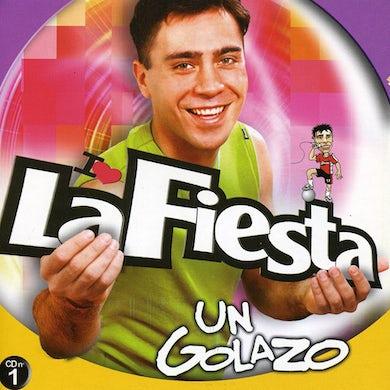 Fiesta UN GOLAZO CD