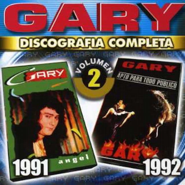 Gary DISCOGRAFIA COMPLETA 2 CD