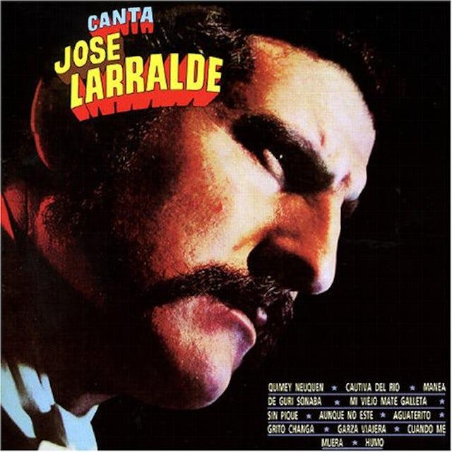 CANTA JOSE LARRALDE CD