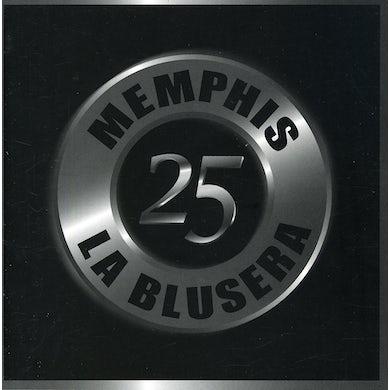 Memphis la blusera 25TH ANIVERSARIO CD
