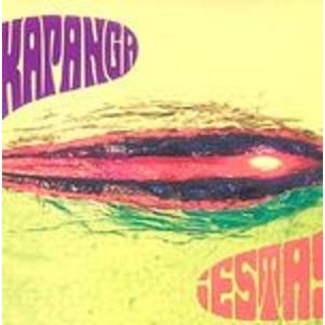Kapanga ESTA CD