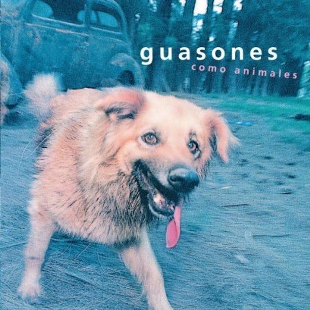 Guasones COMO ANIMALES CD