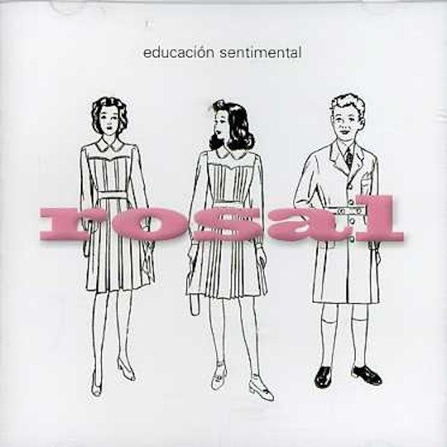 Rosal EDUCACION SENTIMENTAL CD