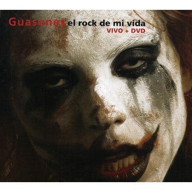 Guasones EL ROCK DE MI VIDA CD