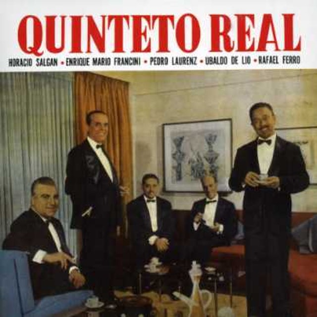 Quinteto Real CD