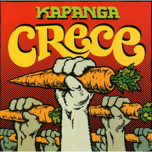 Kapanga CRECE CD