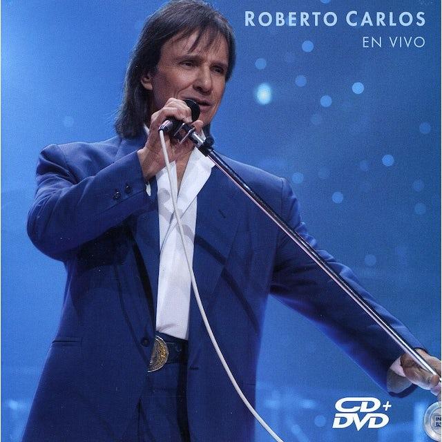 Roberto Carlos EN VIVO CD