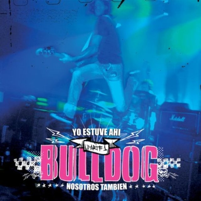 Bulldog YO ESTUVE AHI 1 CD