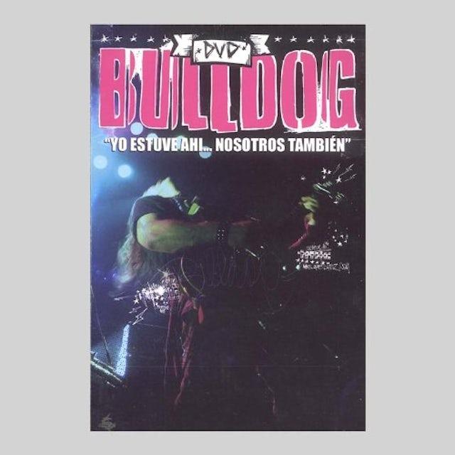 Bulldog YO ESTUVE AHI 2 CD