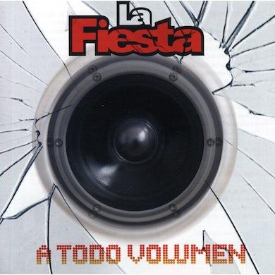 Fiesta TODO VOLUMEN CD