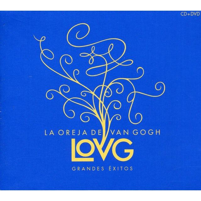Oreja De Van Gogh LOVG: GRANDES EXITOS CD