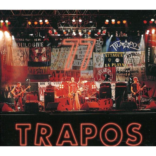 Attaque 77 TRAPOS CD