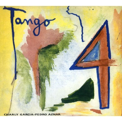 Charly Garcia Pena TANGO 4 CD
