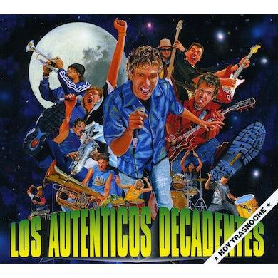 Los Autenticos Decadentes HOY TRASNOCHE CD