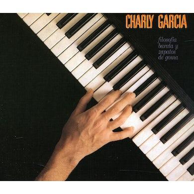 Charly Garcia Pena FILOSOFIA BARATA Y ZAPATOS CD