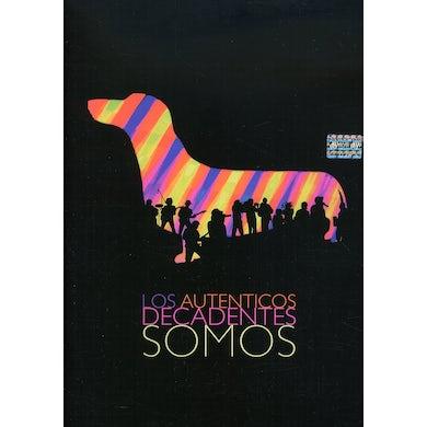 Los Autenticos Decadentes SOMOS: EN VIVO DVD